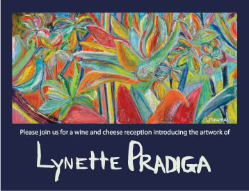 invite to INDIGO GALLERY MAUI OPENING