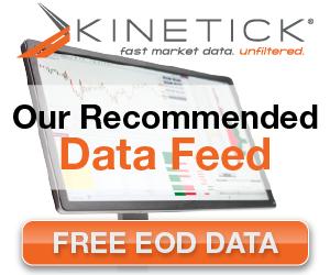 Kinetick Free EOD Data