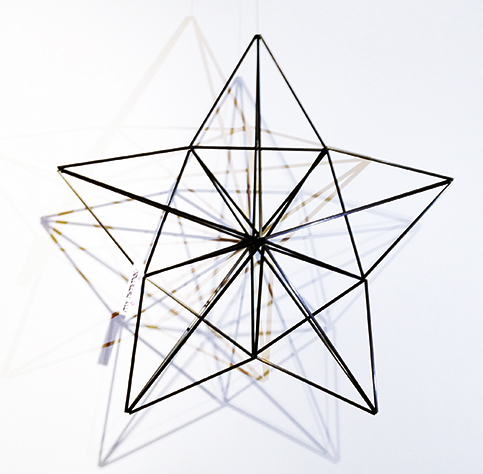 Himmeli kaufen, Deutschland, Weihnachten, Stern, geometrisch, my himmeli, Kunsthandwerk, Straubing, handgemacht, Himmeli, Dekoration
