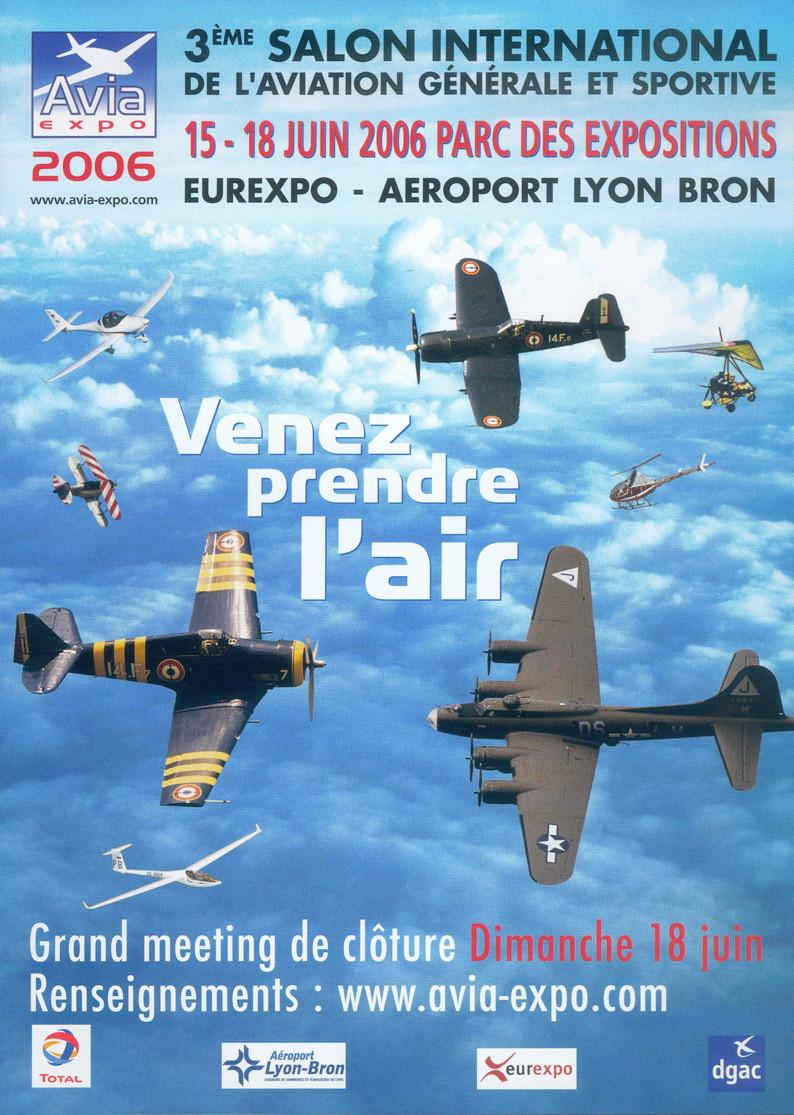 AVIA Expo, communiqués et reportage événementiel