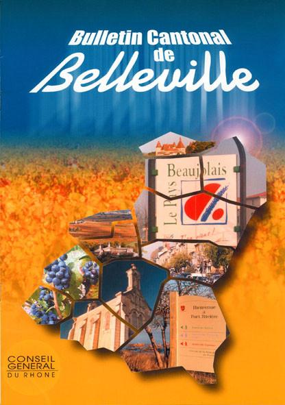 Canton de Belleville, revue périodique