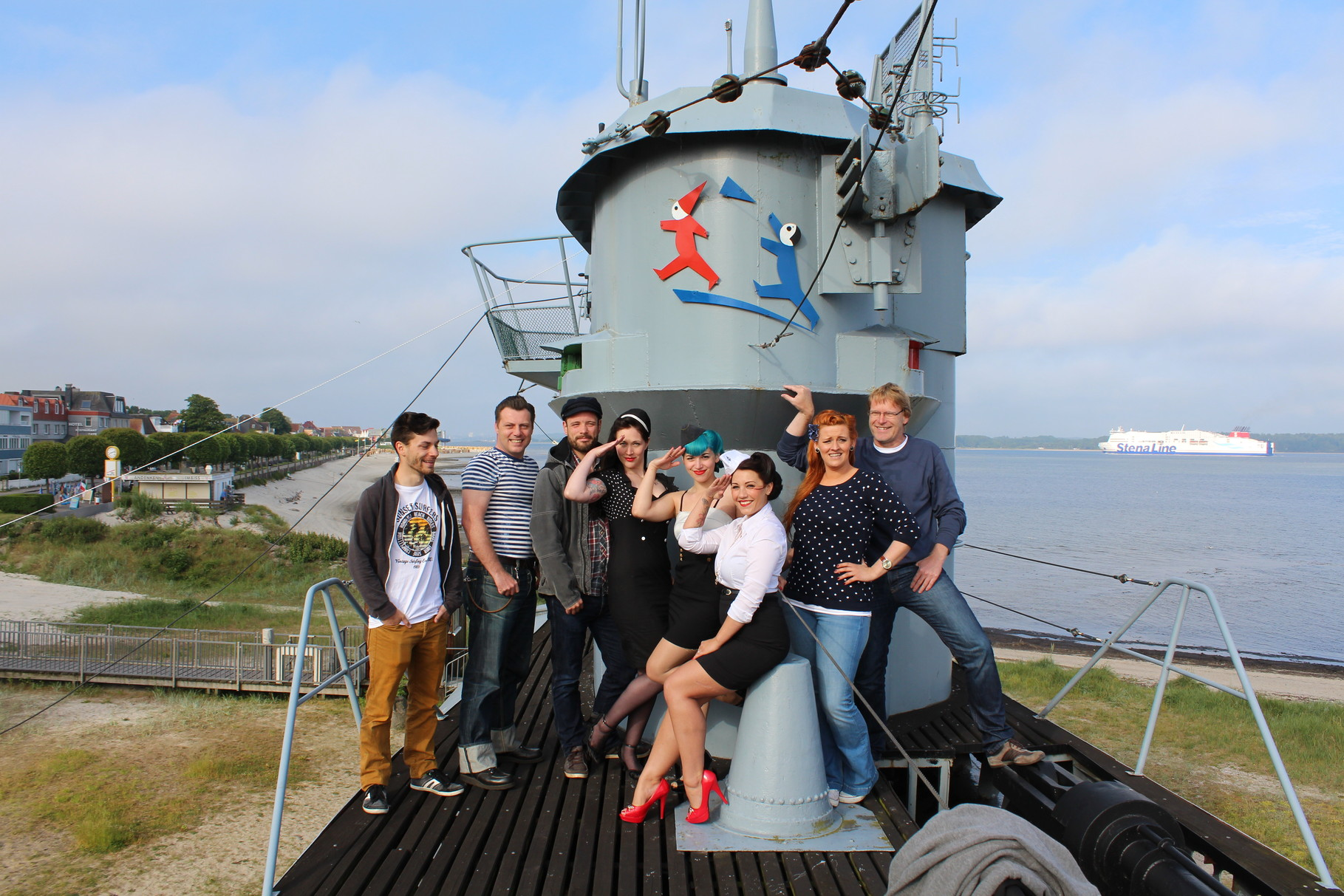 The Final Shooting Team June 2014!