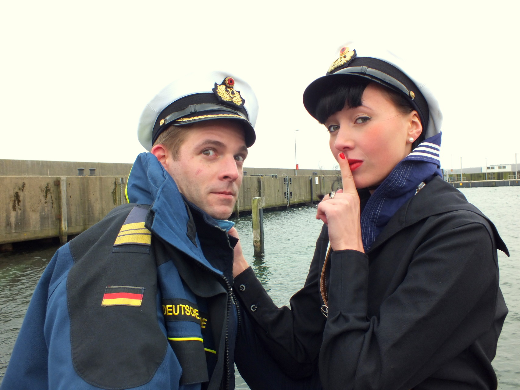 Shhhhh! The new Submarine Pin Up Calendar is coming up soon!