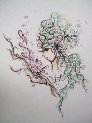 [SAKURA Goddess] ©MOMOJAPON