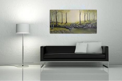 Gemälde am Computer oder Smartphone richtig betrachten