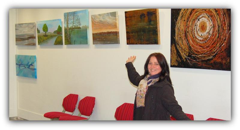 Über mich und meine Malerei