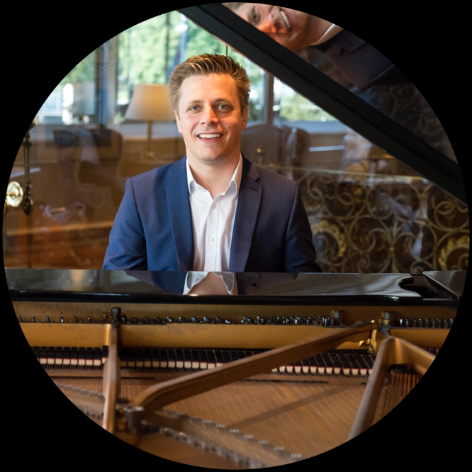 Benedikt Weigmann:Piano