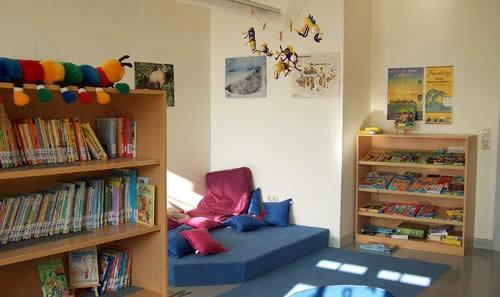 Schülerbücherei Webseite Der Gemeinsamen Musterschule Friedberg