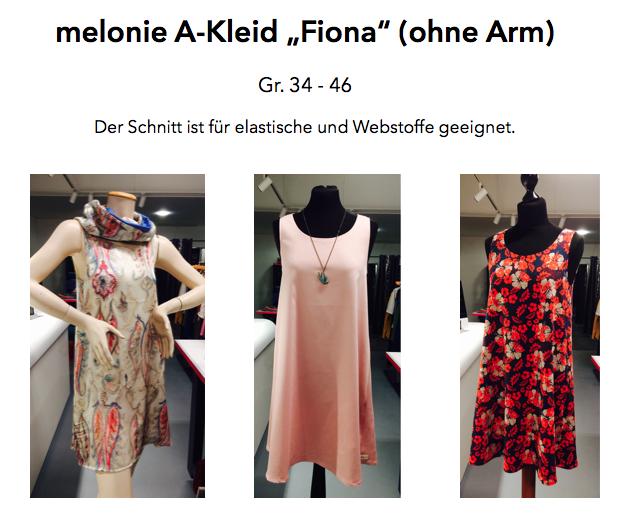 melonie Schnittmuster - Melonie // Leipzig // Stoffladen // Nähkurse ...