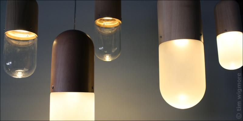 Pil - Pendant Lamp - designer Tim Wigmore