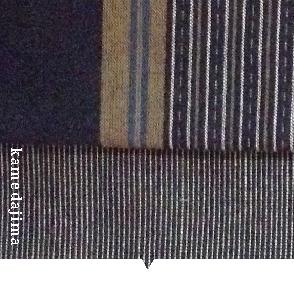 亀田縞の服製作 リンク