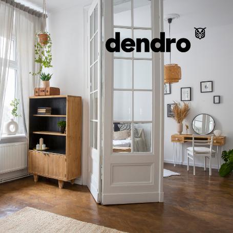 Dendro, fabricant de meubles de caractère en bois massif