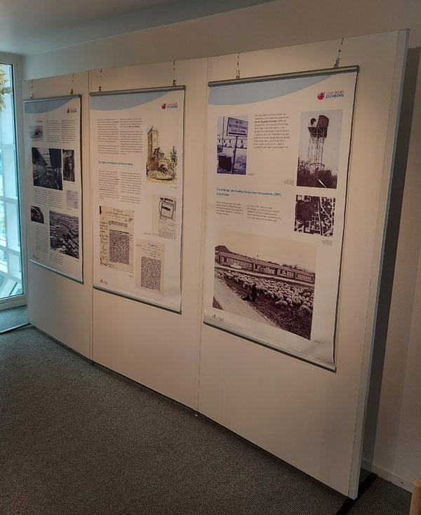 48) Ausstellinfo zum Museum
