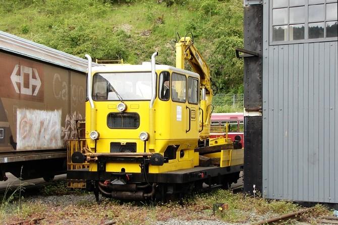 SKL 53 nach der Aufarbeitung im Bw Gerolstein