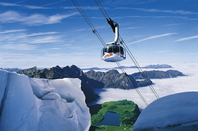 mount titlis (picture: myswitzerland.com)