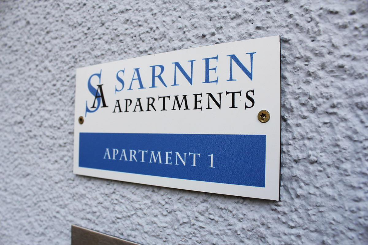 SarnenApartment 1