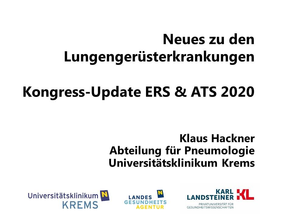 2. Patiententag im Oktober 2020 aus dem Uniklinikum in Krems