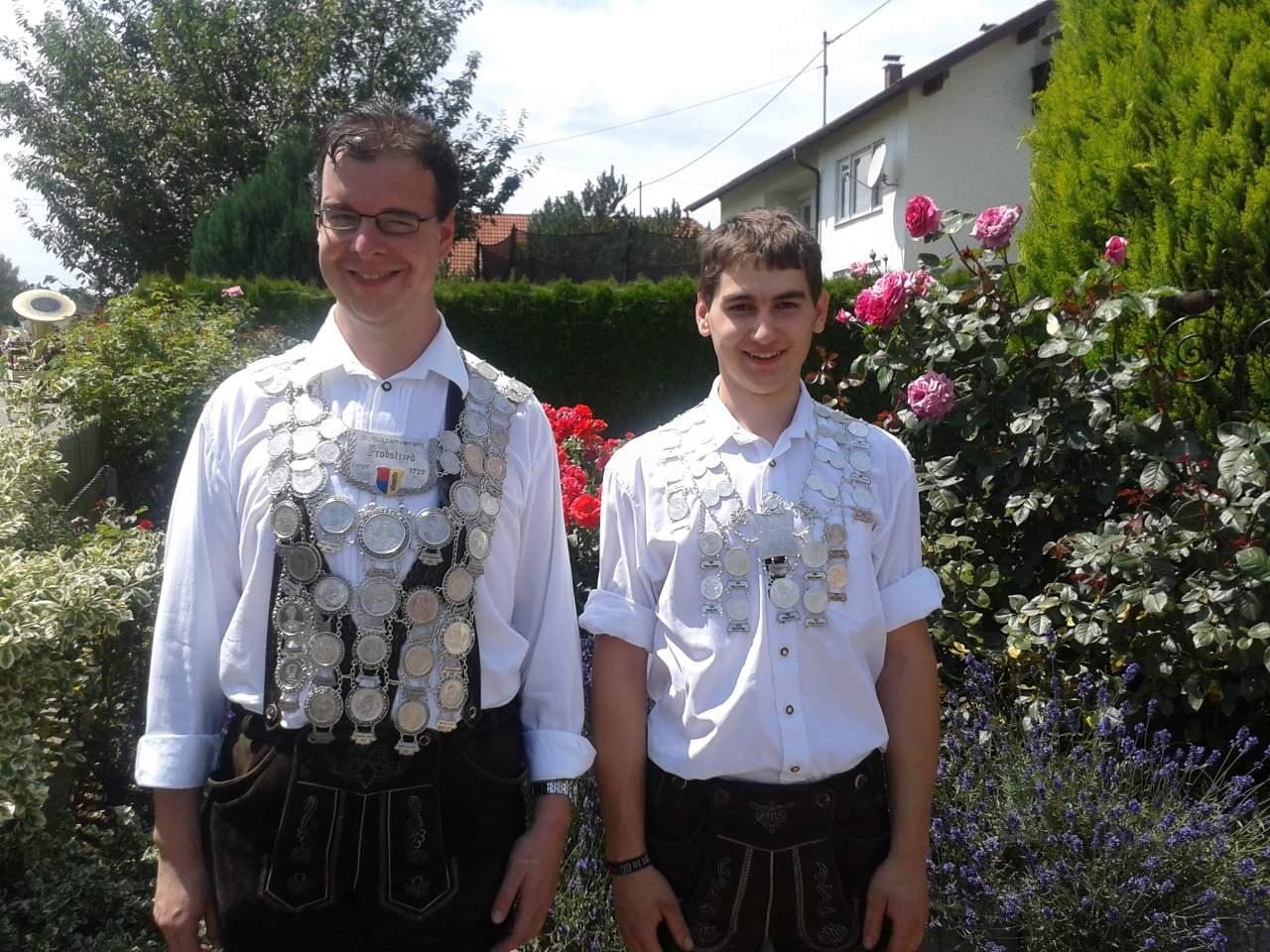 Schützenumzug Reicholzried 2015