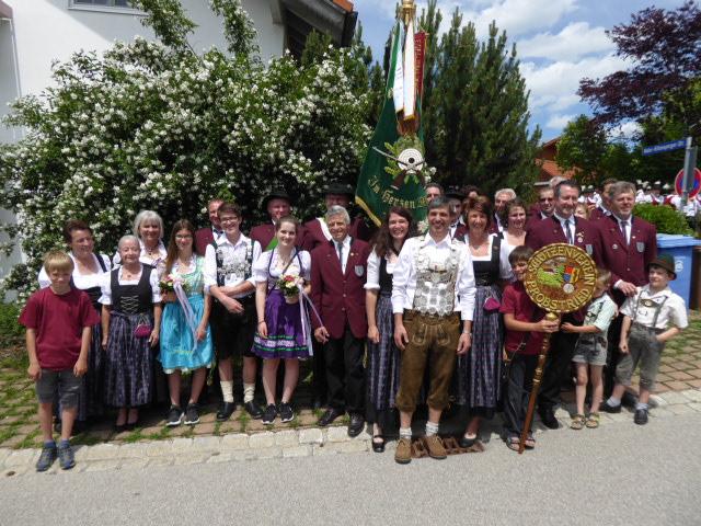 Gautrachtenfest in Haldenwand