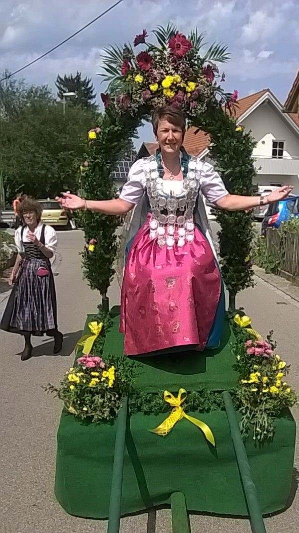 Schützeumzug Obergünzburg 2017