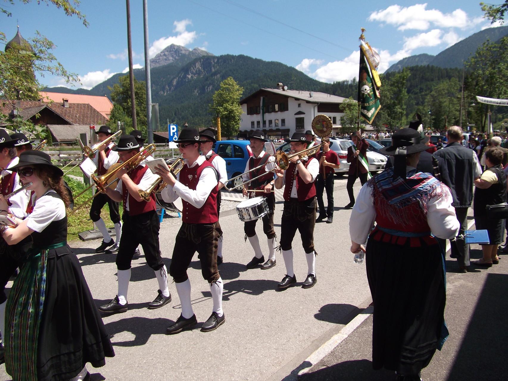 Schützenumzug Weissenbach 2011