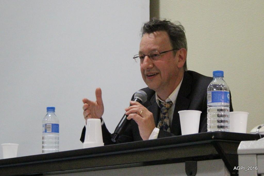 Franck Peyrou, inspecteur ASH
