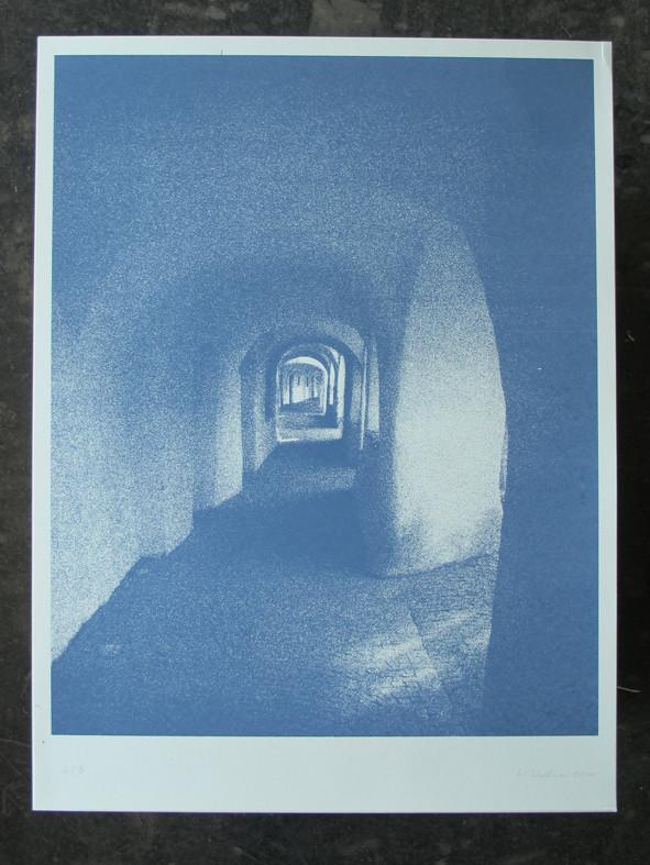 Glurns Druck 60x90cm, Blatt 100x 70cm Auflage 5 Stück
