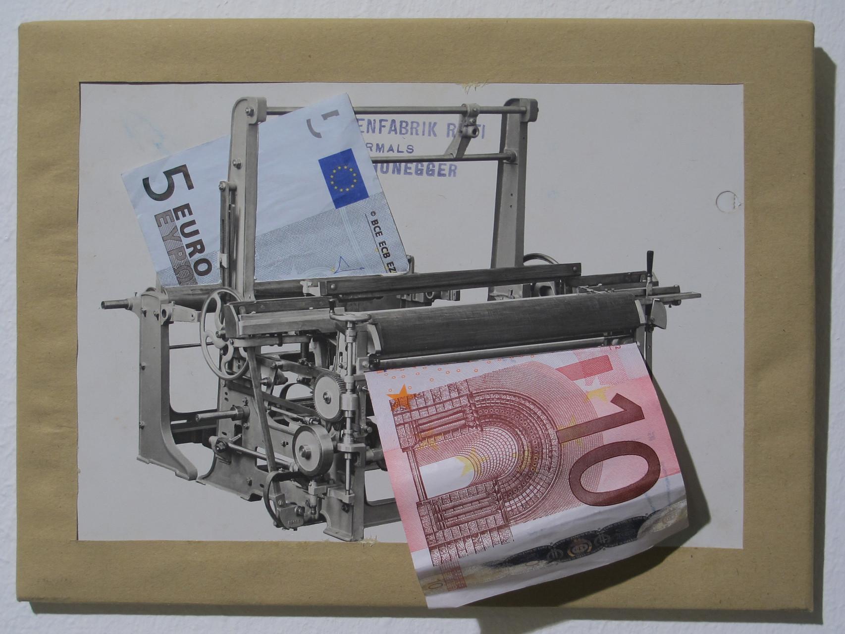 Geldmaschine aka Realfinanz (W.Wallner)