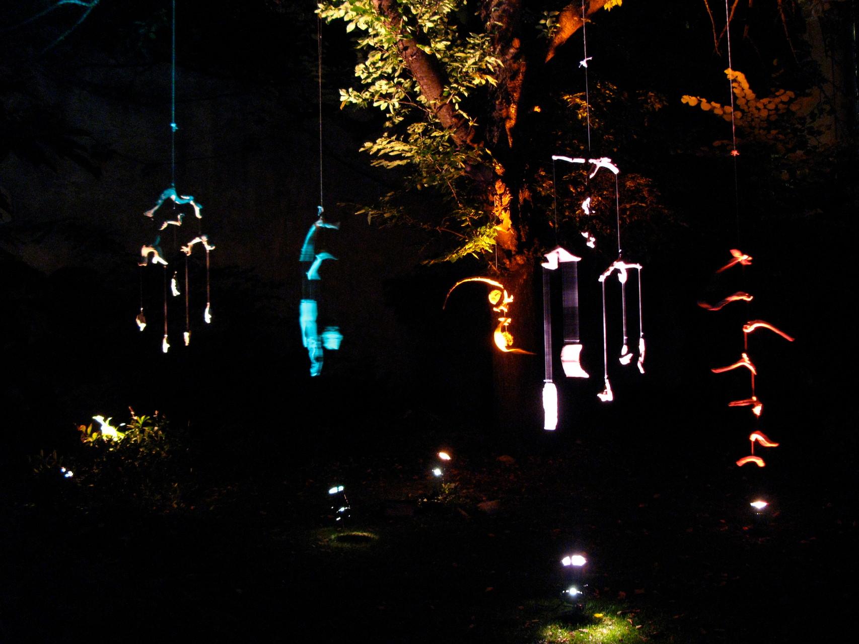 Mobiles, Lange Nacht der Museen 2006, Wolfgang Wallner, Hall in Tirol