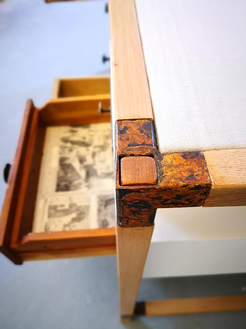 Sideboard doppelschub - Schubfacheinlagen| Atelier Wolfgang Wallner - Hall in Tirol