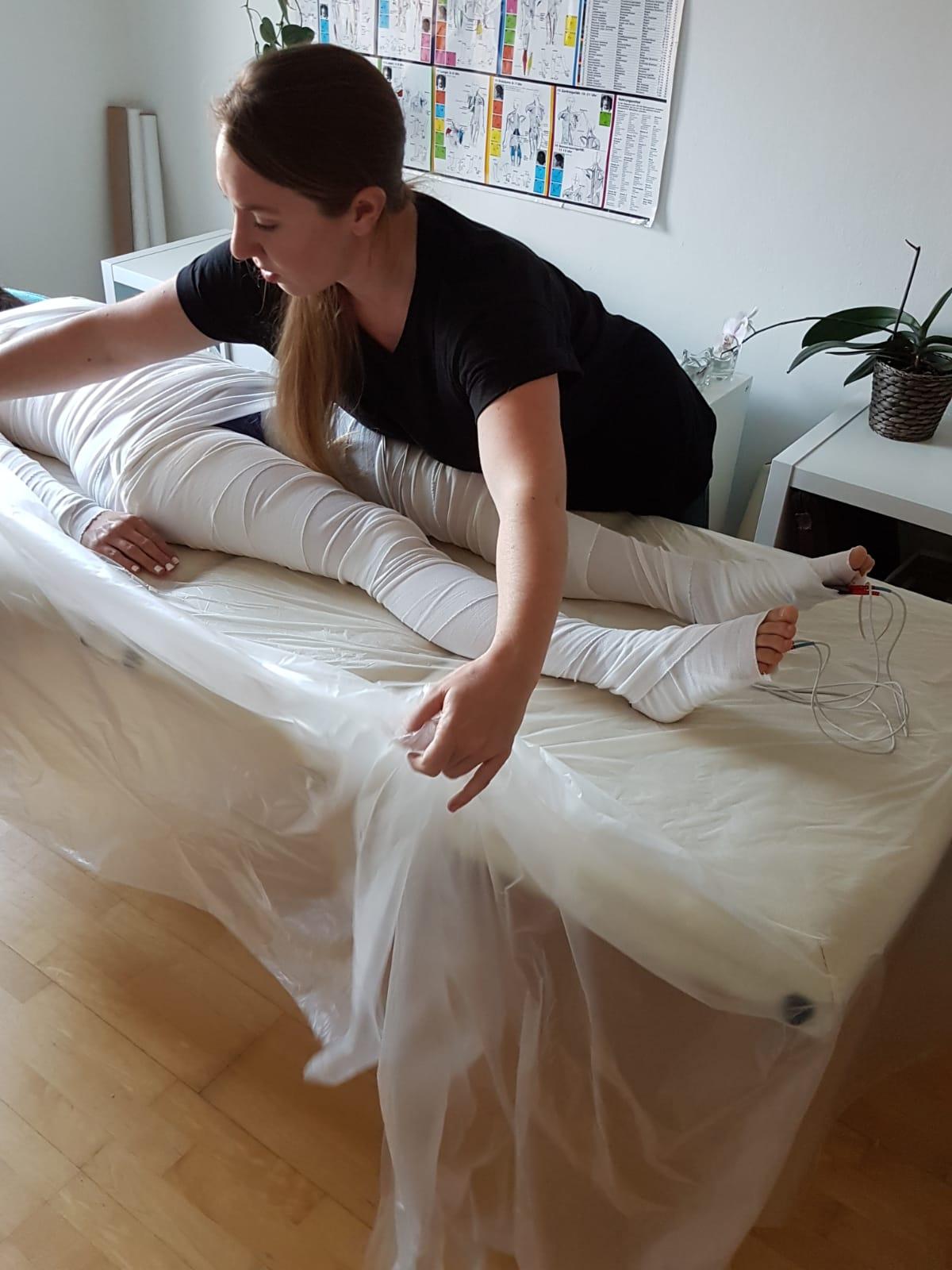 Sarita - Kinesiologie, Mikrostromtherapie und mehr - Basenwickel