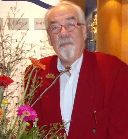 Augenoptikermeister Peter  Röhl