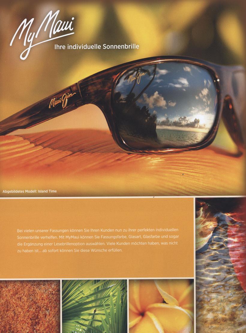 Sonnenbrillen von Maui Jim