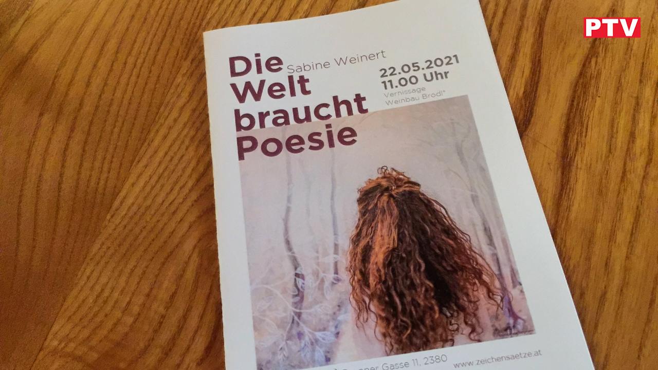 """""""Die Welt braucht Poesie"""""""