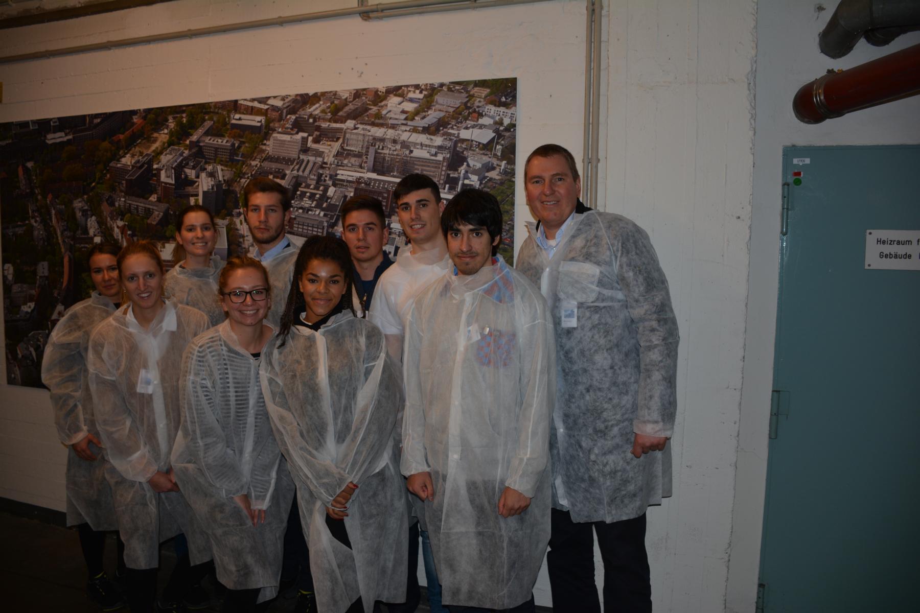 Visita empresa: Beiersdorf