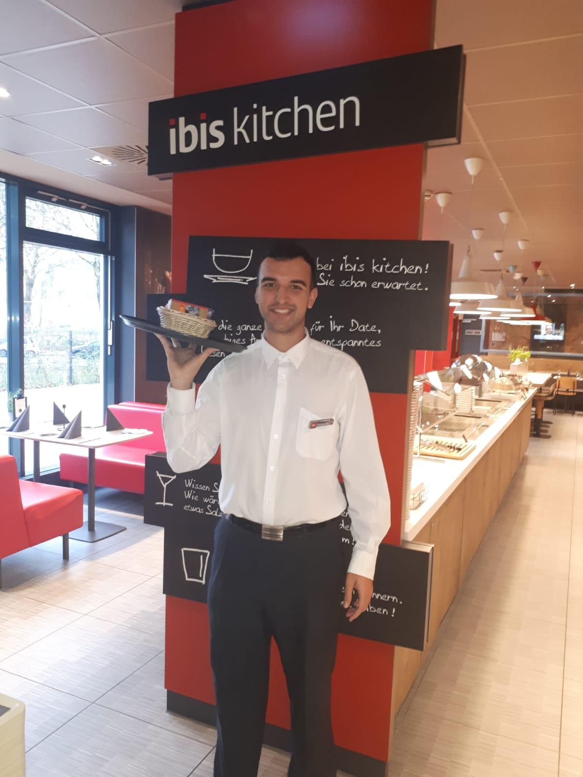 Ibis Hotel, Hamburg