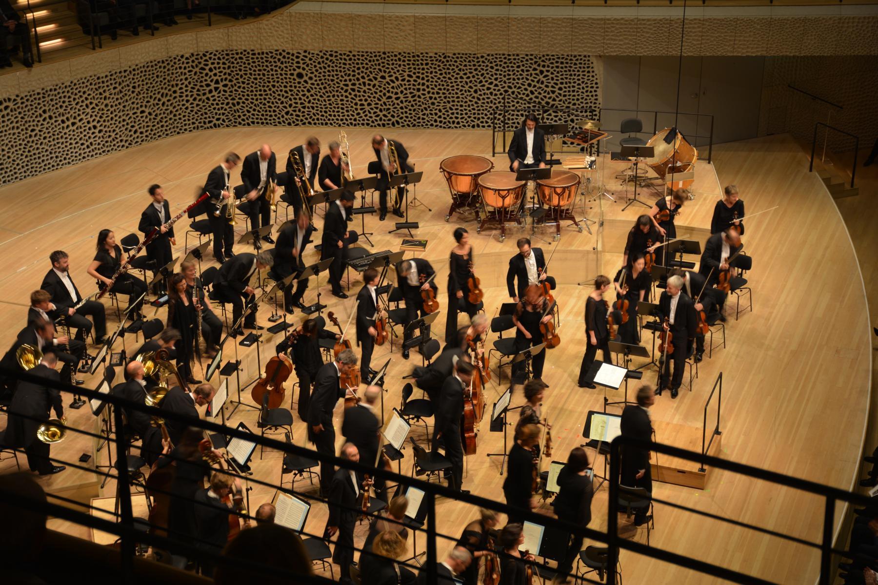 Visita cultural: Elbphilharmonie