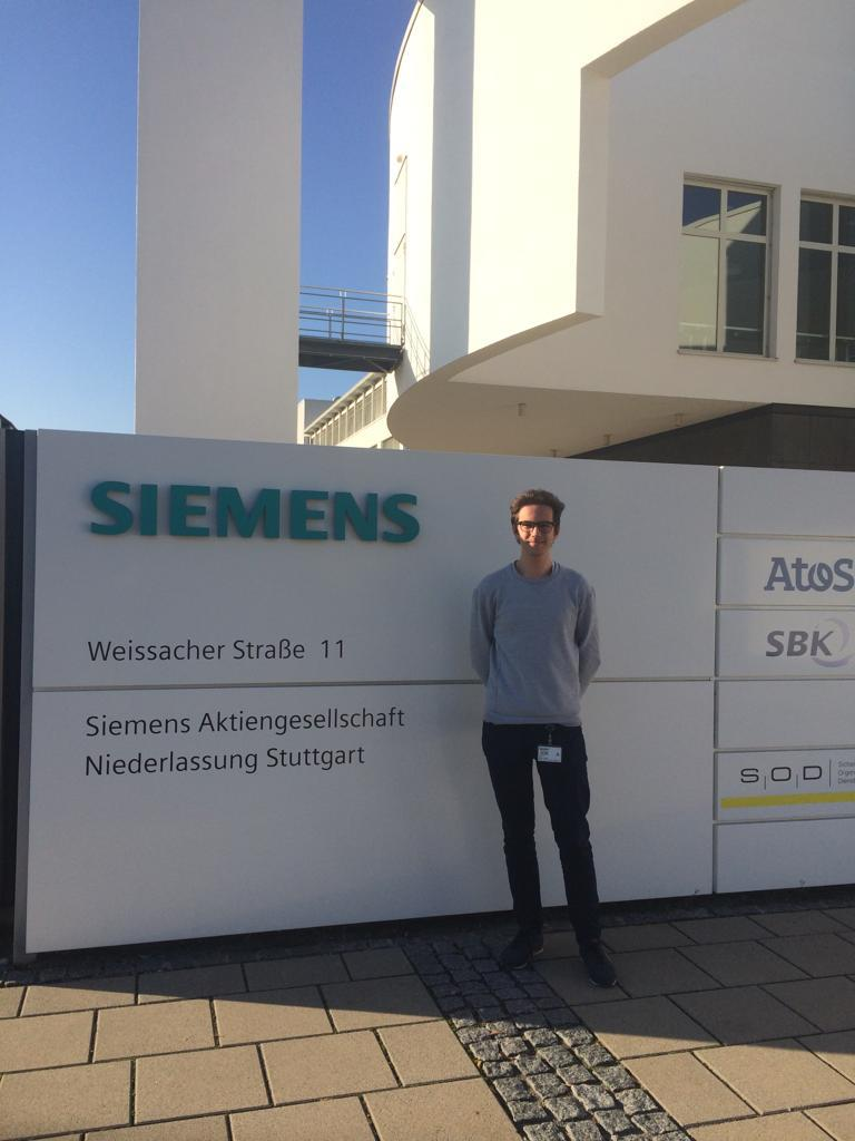 Siemens, Stuttgart