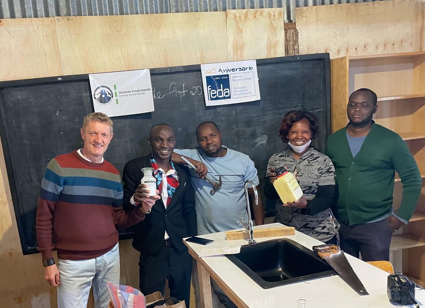 Madrid-Nairobi: un laboratorio para el futuro