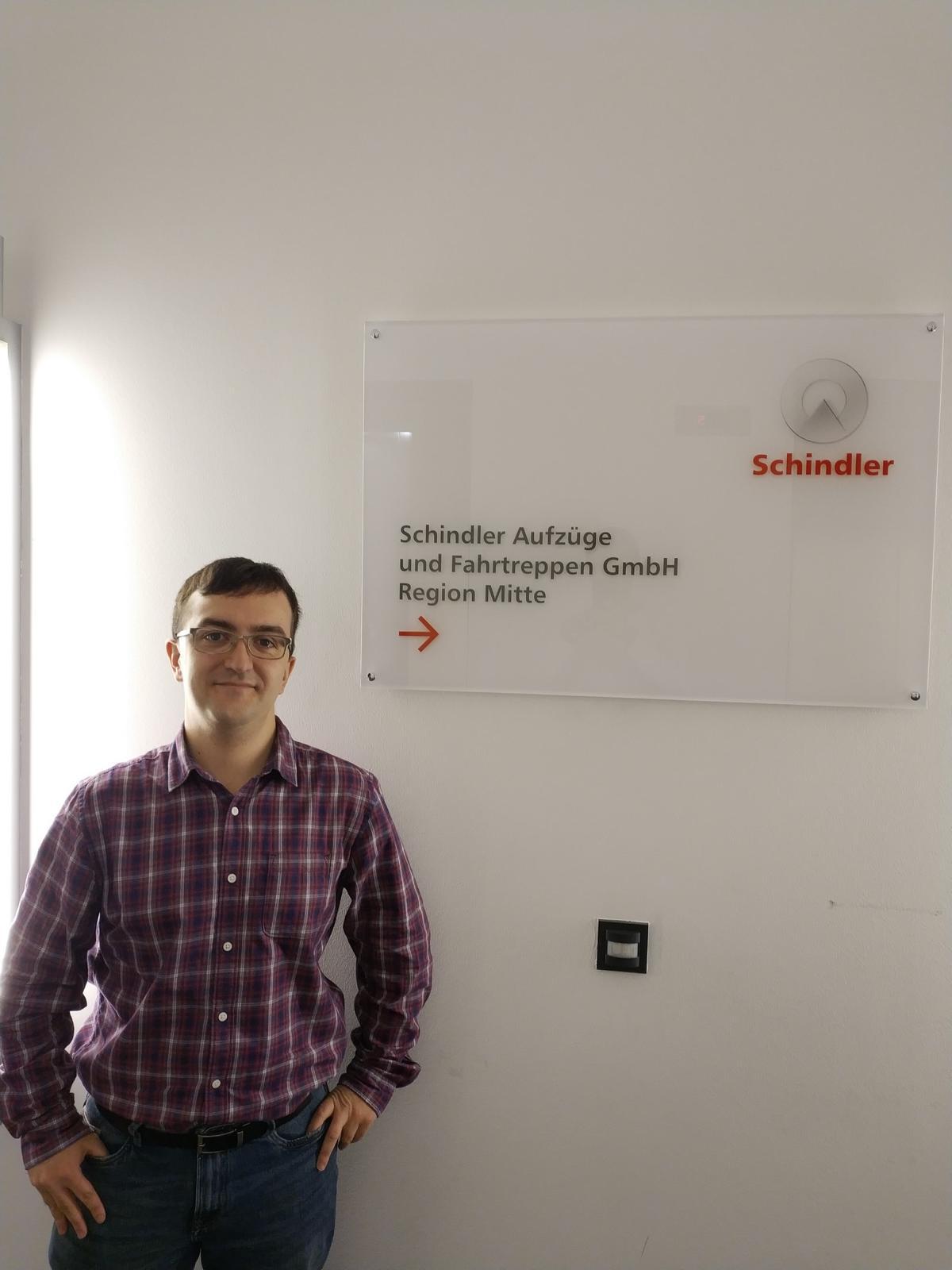 Schindler, Frankfurt