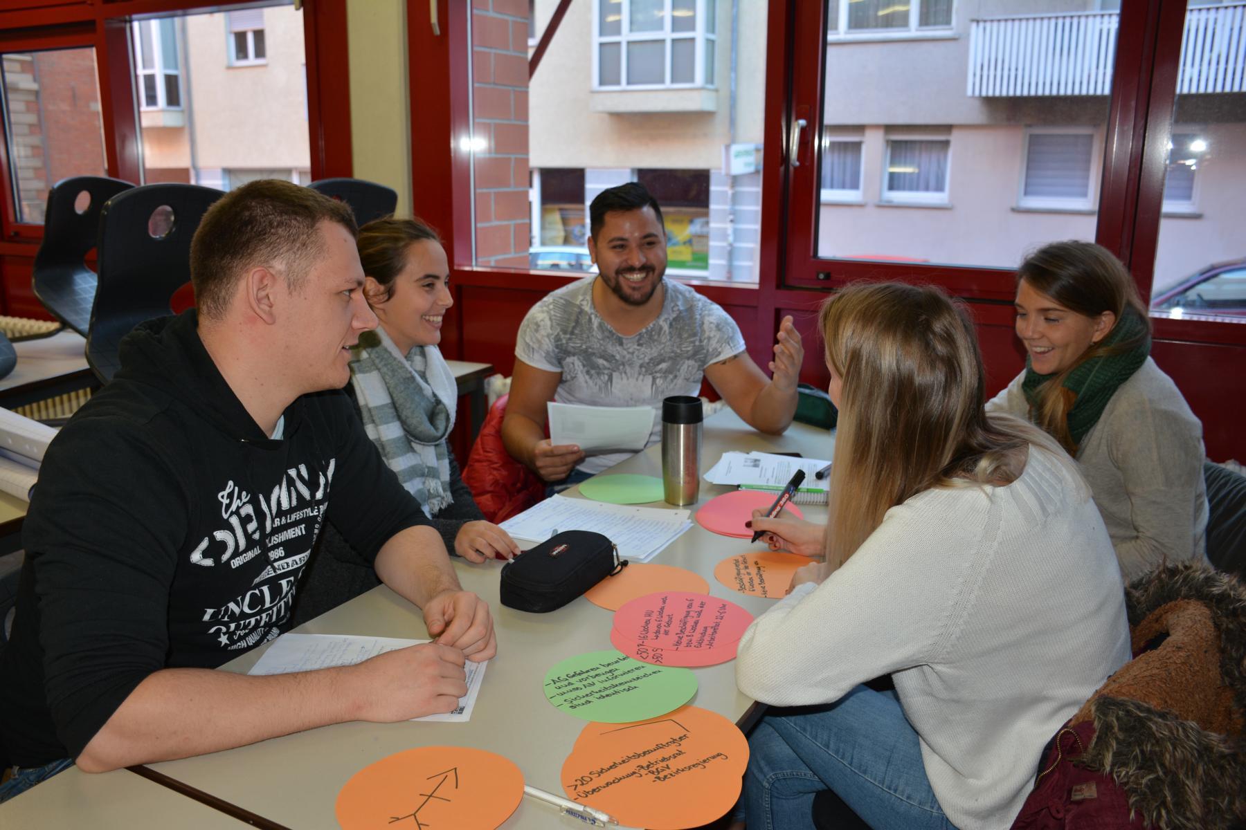 Proyecto con alumnos de la escuela KS1