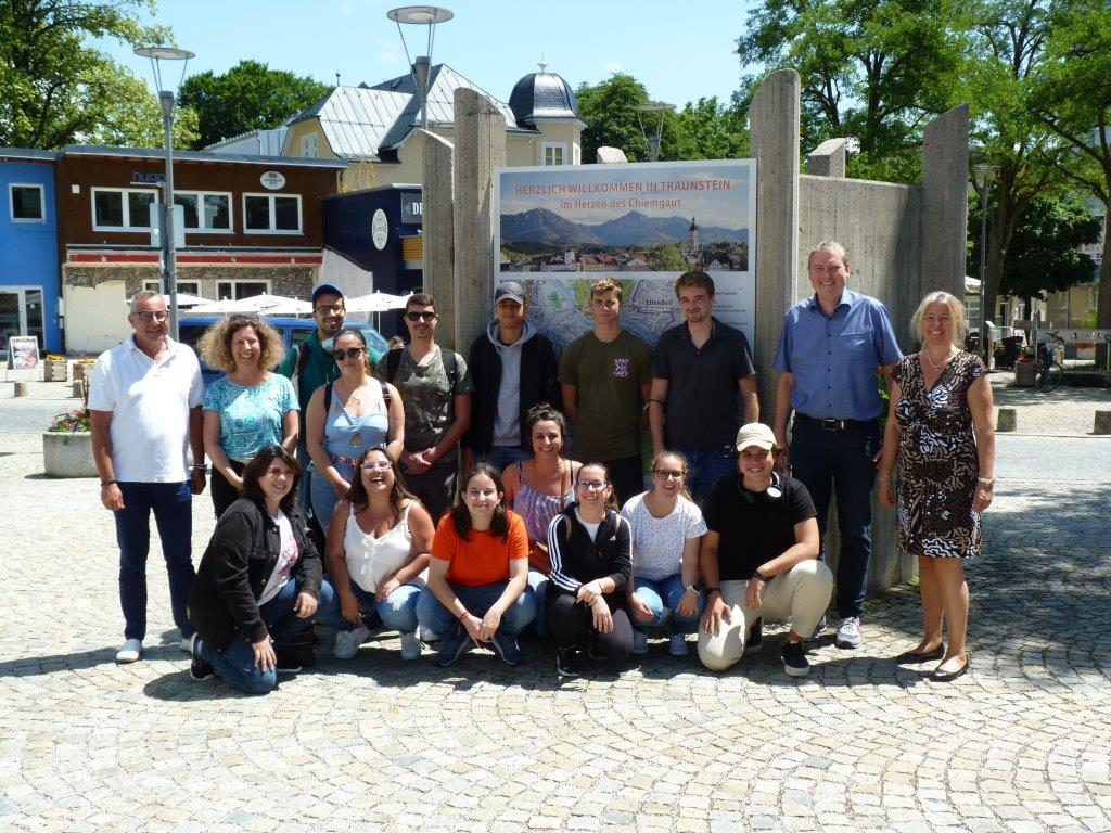 Alumnos duales de hostelería retoman las prácticas en hoteles en Alemania