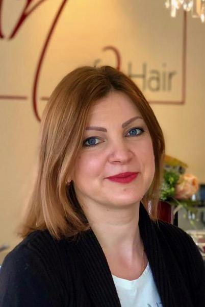 Julija Vlasova - Top-Stylistin