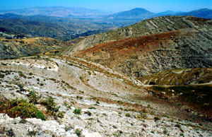 Habitat rifain, Tizi Ouzli, Rif oriental