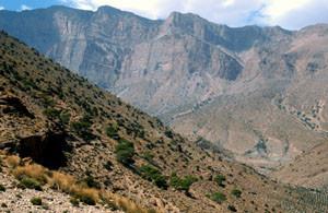 Habitat général, Oulad Ali, Moyen Atlas septentrional