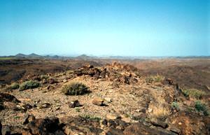 Site de hilltopping des mâles, Tizi-n-Bachkoum