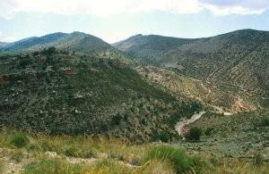 Biotope, Boulmane, Moyen Atlas central