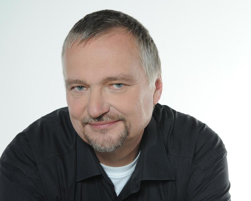 Thommy Geiger der Liedermacher Porträt 1