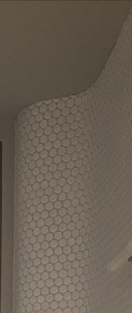 Loop Mosaik von Agrob Bruchtal und Icon Caparol gestrichen