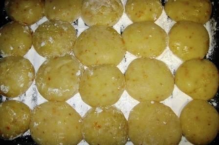陳皮入り餅